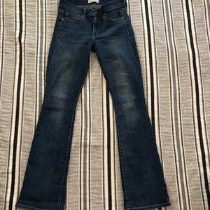 Gap 1969 BabyBoot Cut Denim Jeans 26 petite
